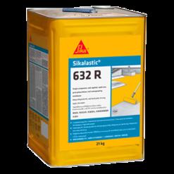 西卡Sikalastic®632-R 快速硬化型純聚胺脂塗膜類屋面防水膜