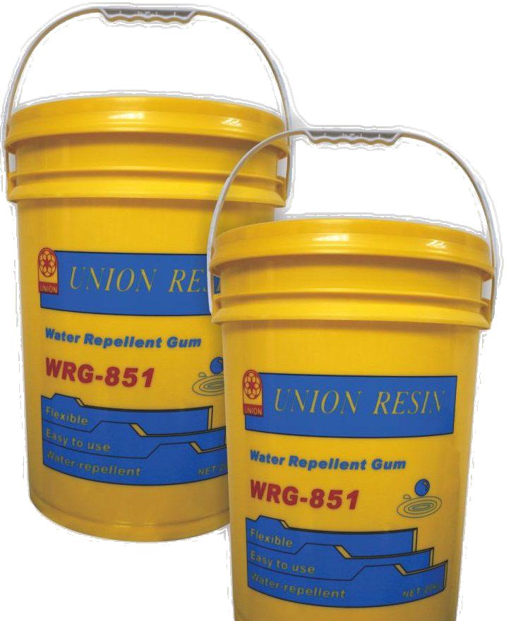 員和UNION單液彈性耐候型防水膠-WRG-801