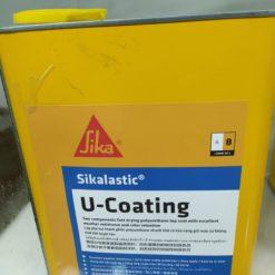 西卡Sikalastic®U-Coating雙組分聚胺脂超耐候面塗